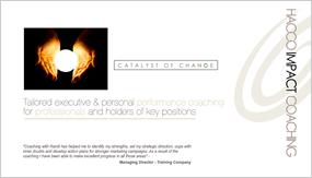 Hacco Impact coaching